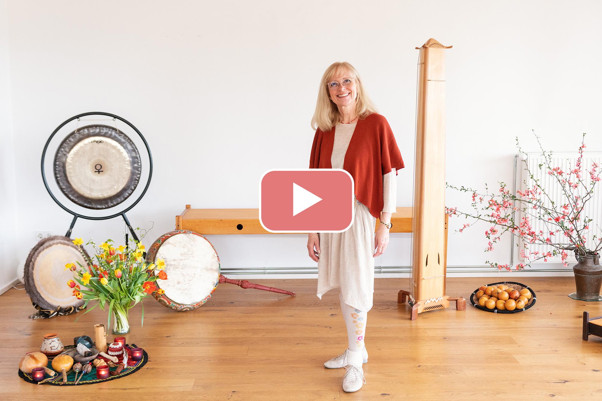 Sabine Rittner Video aktive Meditation